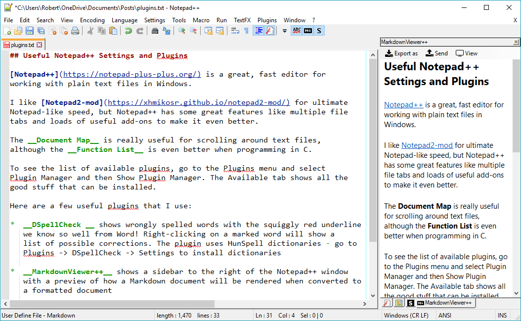 Software – RobWG Ramblings